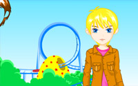 Themepark Boy Dressup