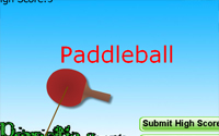 Paddleball information