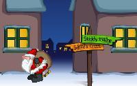 Santa fartypants