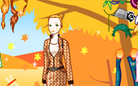 autumn fashion dressup