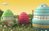 Singing Easter Eggs