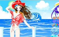 cruise star dressup