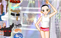 disco dressup information