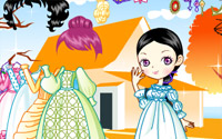 doll gown dressup 3 information