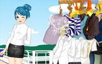 fashion park dressup information