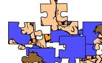 Jigsaw Cavemen