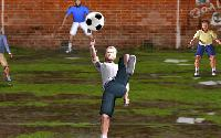 OVerhead Kick information