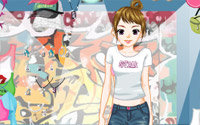 hiphop dressup