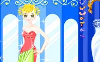 inez gown dressup