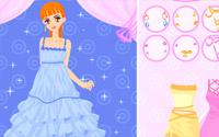 jasmine gown dressup