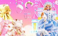 mimi princess dressup information
