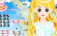 Holiday Fairy Dressup information