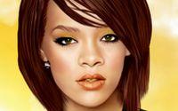 Rihanna Make Over information