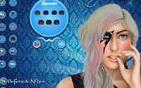 Lady Gaga Makeup information