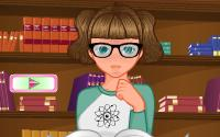Nerdy Girl Make Over information