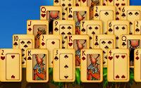 Pyramid Solitaire Ancient Egypt information
