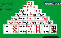 Pyramid Solitaire information