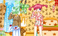 pyjama dressup