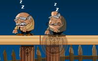 Sleepy Grandfather