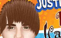 justin bieber haircut game justin bieber hair 1547 | 4669