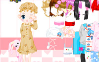 sleepy doll dressup information