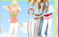 Jenny Fashion Dressup information
