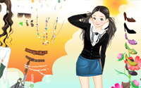 spring fashion dressup 3