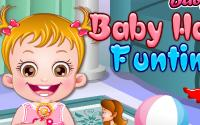 Baby hazel Funtime information