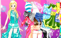 star disco dressup