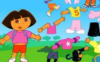 Dora Costume Fun information