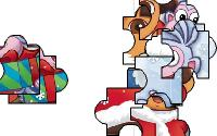 Dora Christmas Puzzle information