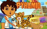 Diegis Puzzle Pyramid