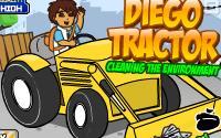 Diego Tractor information