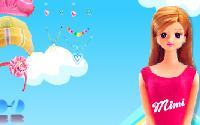 Barbie Mimi Dressup information