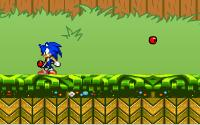 Sonic In The Garden