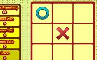 Primary Tic Tac Toe information