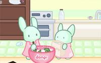 Bunnies Kingdom Cooking information