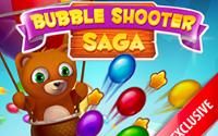 Bubble Shooter Saga information