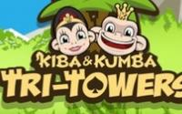 Kiba and Kumba Tri Towers Solitaire information