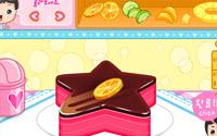Fruit Cake Decoration information