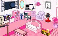 Pink Appertment Makeover information