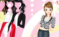 Nice Girls Dressup information
