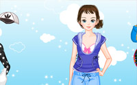 Spring Fashion Dressup 4