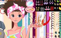 Roi Makeup information