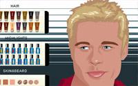 Bradpitt Makeup information