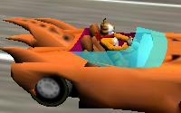 Crazy Race games